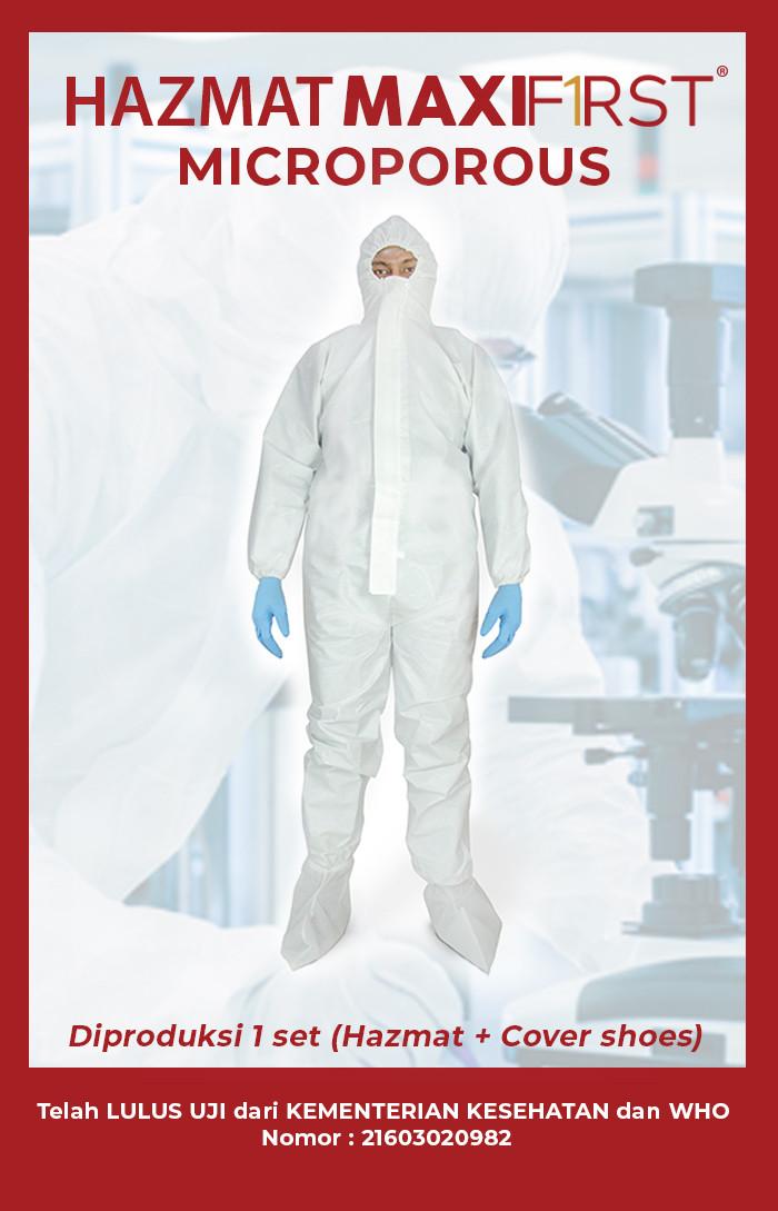 Hazmat Microporous Polypropylene